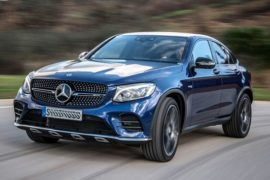 2018 Mercedes GLC Coupe Release Date
