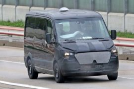 2018 Mercedes Sprinter Changes: What's New?