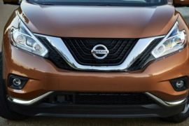 2018 Nissan Murano Platinum Changes Whats New