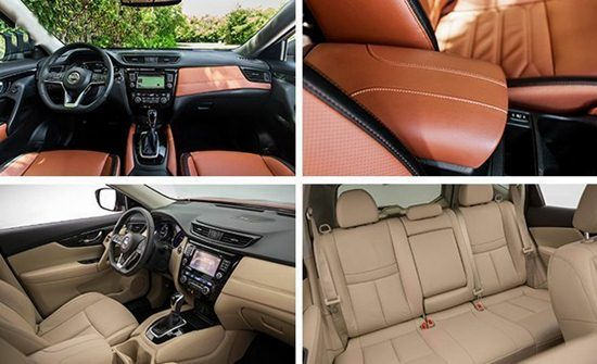 Nissan Rogue Interior Colors 2018