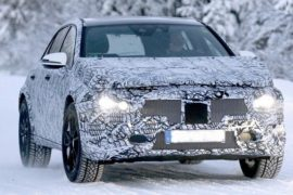 2019 Mercedes-Benz GLA Redesign and Changes