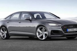 2018 Audi RS6 Sedan and Avant Redesign