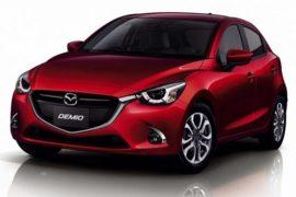 2018 Mazda 2 Facelift