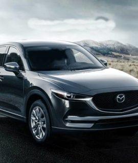 2018 Mazda CX-5 New Rendering