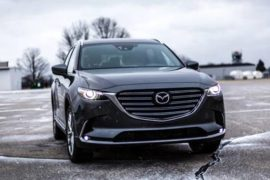 2018 Mazda CX-9 Changes: What's New?