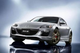 2018 Mazda RX-8 Pricing & Features