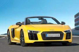 2020 Audi R8 E-Tron