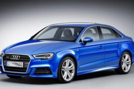 New 2018 Audi A3 Gets a Facelift Chages