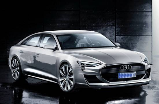 2019-2020 Audi A9 Concept Future Cars | Reviews, Specs ...