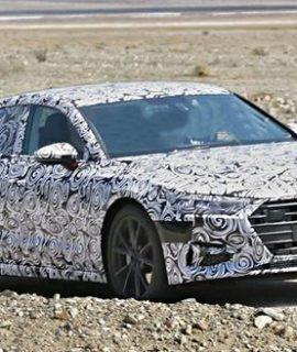 Next-Gen 2019 Audi A7 Spy Photos