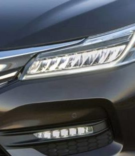 2018 Honda Accord New Rendering