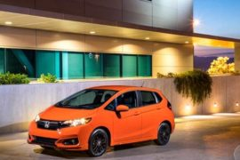 2019 Honda Fit Redesigned